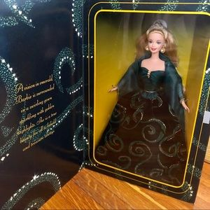 NIB Barbie Emerald Enchantment Society Style
